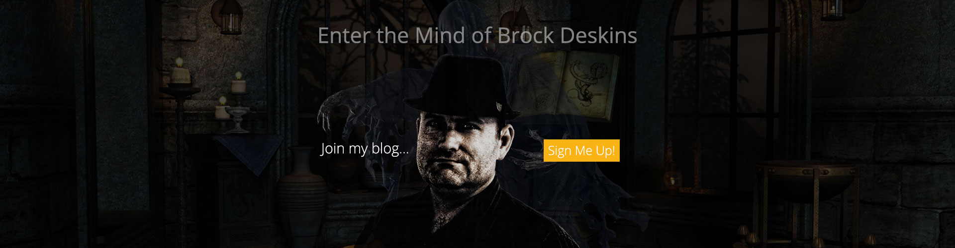 Brock Deskins' Blog